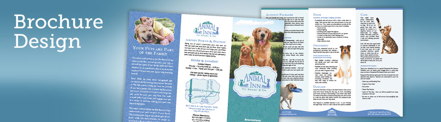 Small Business Tri-Fold Brochure Design