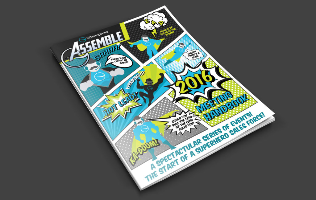 Conference Handbook Cover Design